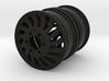 FRONT Dully Rim 1.9 Twist L&R 3d printed