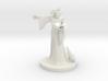 Dragonborn Female Mage 3d printed