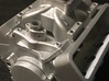 Complete Brodix Big Block Chevy Engine Assembly 3d printed