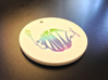 Phitz Coaster, Sculpture, Paperweight, or Pendant 3d printed