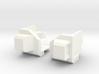 Nautical Robot Shoulders 3d printed