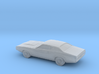 1/220 1974 Dodge Charger 3d printed