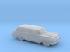 1/220 1957 Chevrolet Nomad 3d printed