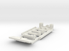 Chassis for Scalextric Ford Escort Mk1 (classic) 3d printed