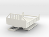 1/50th DOT, MOW, or City low side dump truck body 3d printed