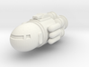 Earther Gunboat 3d printed