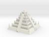 Atlantian Pyramid 3d printed