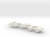 2 5 Ton Frame Short Wheel Base M35/GMC Series 3d printed