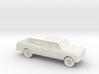 1/87 1967-69 Chevrolet C-Series Crew Cab 3d printed