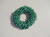3D chainmaille donut 3d printed