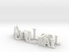 3dWordFlip: Alfa Laval/ACE 3d printed