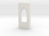 shkr005 - Teil 5 Seitenwand mit Fensterleibung got 3d printed