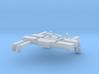 1/64 Steerable R4038 axle 3d printed