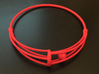 Bangle with Rolling Ball - SMK Melancholy 3d printed