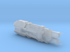 UNSC Cruiser Mare 3d printed