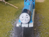 Tomy / Trackmaster Snowplough Type 2 Size 4 3d printed An example test print