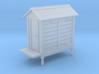 HO NSWGR Signal Hut on Frame 3d printed
