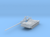 Miniature 2S7 Pion Tank - Russian 3d printed