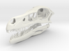 1:1 Velociraptor mongoliensis Skull and Jaw 3d printed