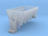 1/64th Sander slide in skid for snowplow dump bed 3d printed