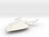 Battleship British-Columbia 3d printed