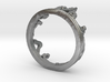 Sun Salutation Ring 3d printed