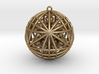 Awesomeness Sphere with nested Octuple Dorje 3d printed