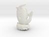 3Dfishstatue 3d printed