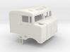 1/32 1955 Kenworth Bullnose Cab 3d printed