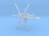1:350 Ka-52 Alligator + rotors & landing gear 3d printed