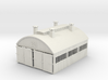 LM46 Hulme End Engine Shed 3d printed
