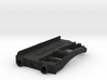 HD Battery Tray + Servo & Bumper Mount for SCX10 2 3d printed