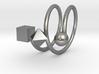 Trispirale size 54 3d printed