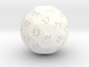 d49 oddball die 3d printed
