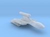 3788 Scale Romulan SparrowHawk-A Light Cruiser MGL 3d printed