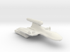 3788 Scale Romulan SparrowHawk-C Scout Cruiser MGL 3d printed