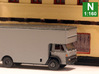 Ford D series moving truck N scale 3d printed