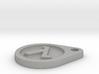 Half Life Logo Keychain 3d printed