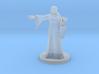 Half Orc  Female Warlock 3d printed