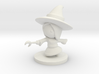 Witch 3d printed