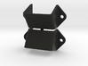 2 Support de cales M2 - 2 Wheels chocks holders M2 3d printed