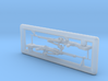 Two 1/48 FN L37A2 (GPMG) Machine Guns 3d printed