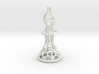 Hollow Chess Set - Bishop 3d printed