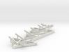 1/48 USN PT Boat Cradle 3d printed