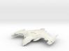 Romulan WarHawk Class  HvyCruiser 3d printed