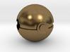 Pokeball Charm 3d printed