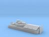 1:144 Vietnam Riverine Armored Troop Carrier 3d printed