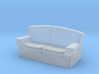 Printle Thing Sofa 06 - 1/43 3d printed