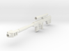 Swoop( Fanspoject Volar) Sniper Plasma Rifle or S. 3d printed