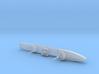 1/1200th scale Brilliant class patrol ship 3d printed